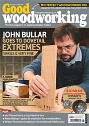 Good Woodworking issue March 2017