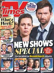 TV Times issue 25th February 2017