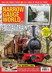 Narrow Gauge World issue Mar-Apr 2017