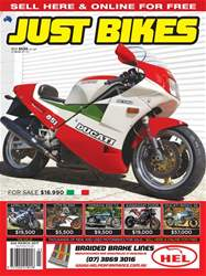 JUST BIKES issue 17-08