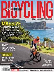 Bicycling Australia issue March/April 2017