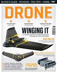 Drone Magazine issue Drone Magazine Issue 18