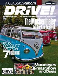 Drive issue April 2017
