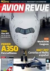 Avion Revue Internacional España issue Numero 417