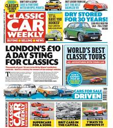 Classic Car Weekly issue 22nd February 2017