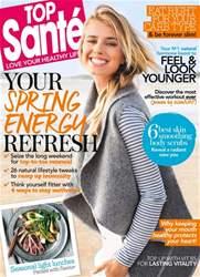 Top Sante issue April 2017