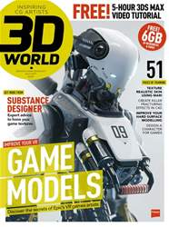 3D World issue April 2017