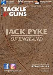 Tackle & Guns issue Tackle & Guns