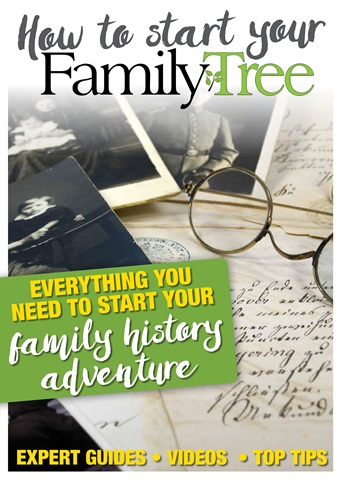 Family Tree issue How to start your family tree