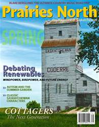 Prairies North Magazine issue Spring 2017