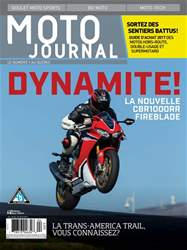 Moto Journal issue Moto Journal