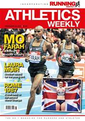 Athletics Weekly issue February 23, 2017