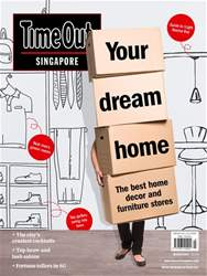 Time Out Singapore issue March 2017