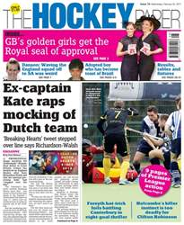 The Hockey Paper issue 22nd February 2017