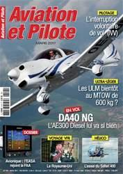 Aviation et Pilote issue Mars 2017