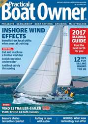 Practical Boatowner issue April 2017