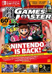 GamesMaster issue March 2017