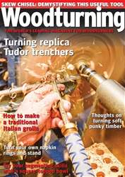 Woodturning issue March 2017