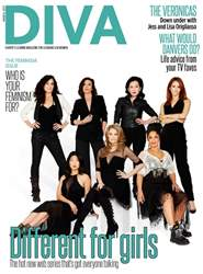 DIVA Magazine issue March 2017