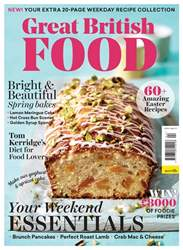Great British Food issue Great British Food