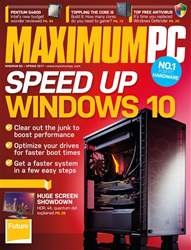 Maximum PC issue April 2017