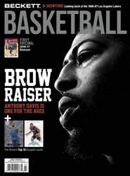 Beckett Basketball issue March 2017