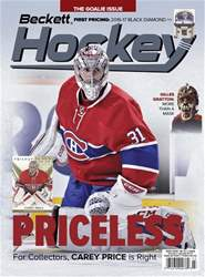 Beckett Hockey issue March 2017