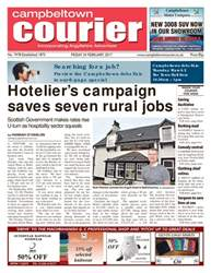 Campbeltown Courier issue 24th February 2017