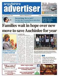Argyllshire Advertiser issue 24 February 2017