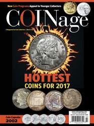 COINage issue March 2017