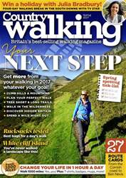 Country Walking issue Country Walking