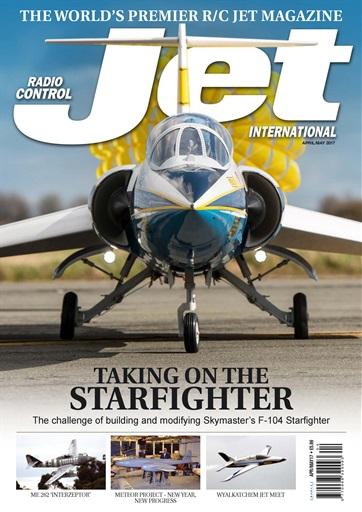 Radio Control Jet International Preview