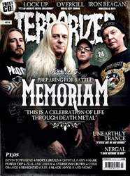 Terrorizer 279 issue Terrorizer 279