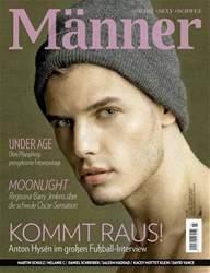 MÄNNER issue Männer 02.17 März