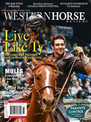 Western Horse Review issue Western Horse Review, March/April Edition