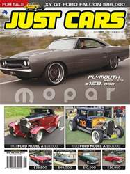 JUST CARS issue 17-08