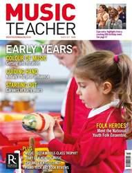 Music Teacher issue March 2017