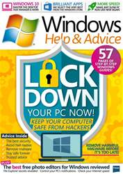 Windows Help & Advice issue Spring 2017