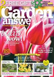 Garden Answers issue Garden Answers