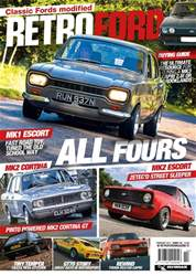 Retro Ford issue February 2017