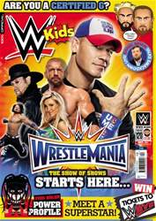 WWE Kids issue No.120