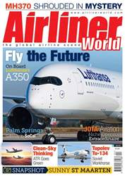 Airliner World issue   April 2017