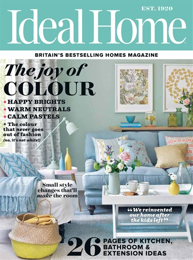 Ideal Home Magazine April 2017 Subscriptions Pocketmags