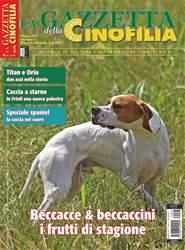 La Gazzetta Della Cinofilia Venatoria issue Marzo 2017