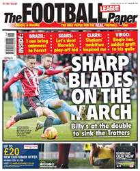 The Football League Paper issue 26th February 2017