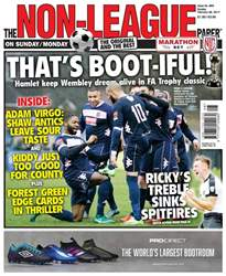 The Non-League Football Paper issue 26th February 2017