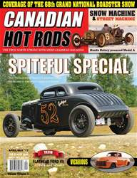 Canadian Hot Rods issue Canadian Hot Rods