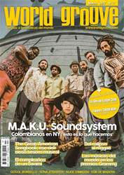 World Groove issue World Groove 7 marzo 2017