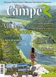 VITA IN CAMPER issue Marzo-Aprile 2017 n.109