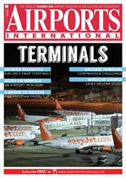 Airports International issue March